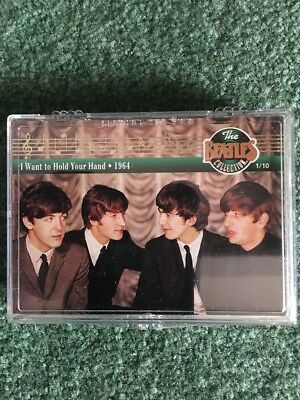 beatles trading cards 30 Card 1964 Set