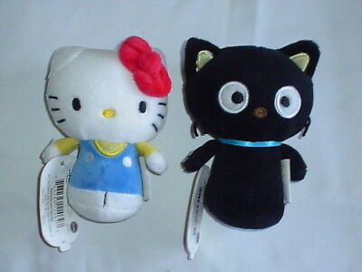 Hallmark Itty Bittys  Hello Kitty & Chococat NWT