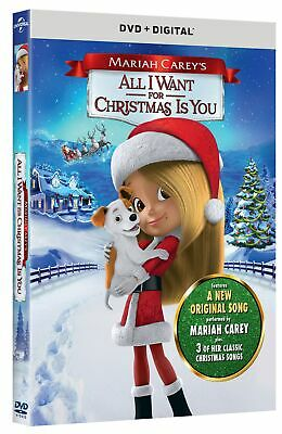 Mariah Carey's All I Want for Christmas Is You (with Digital Download) [DVD]