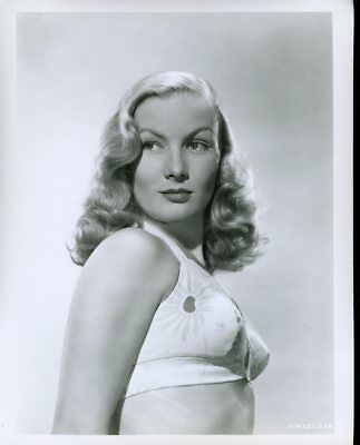Veronica Lake From  Orig Neg  8X10  Photo X2933