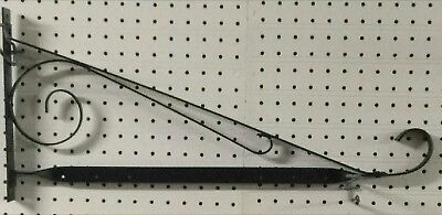 "24""  Sign Bracket for Vintage Gas Oil Soda Ice Cream Etc"