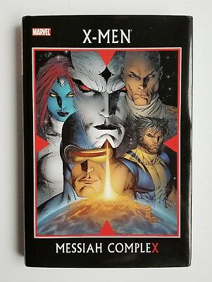 X-Men: Messiah CompleX ~ New ~ HC ~ Marvel ~ $39.99 ~ OUT OF PRINT ??????