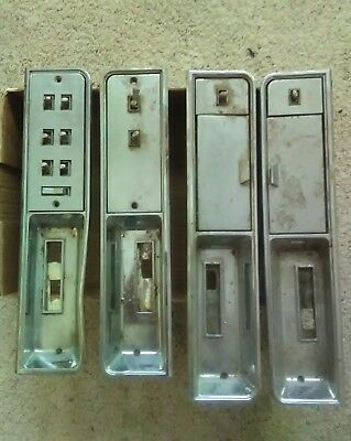 1964 Lincoln Continental door window switches bezels