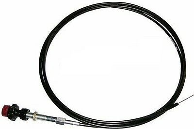 Throttle Cable, Buyers 20', VCGTX20  , Wrecker, Tow Truck, Rotator,Rollback