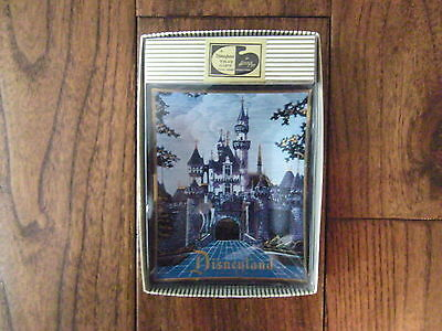 Disneyland Collector Plate Tray 1960's Houze Art New In Package