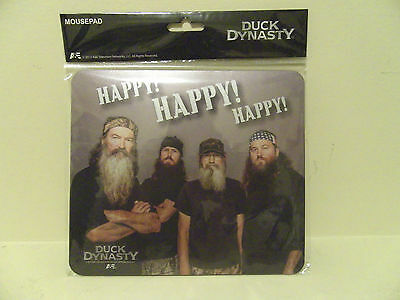 Duck Dynasty Official A&E Mouse Pad NIP