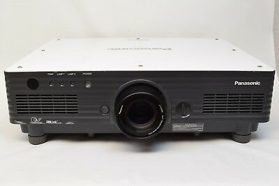 Panasonic PT-D4000 projector with LOW LAMP HOURS!