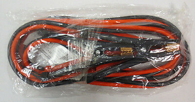 Jumper Cables Battery Jump Start Charge Booster 12 Ft Feet Long Heavy Duty New