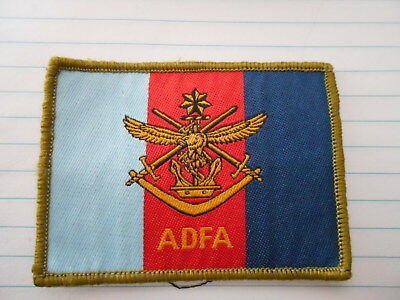 ADFA, Australian Defence Force Academy - Australia Army, Air Force, Unit Patch