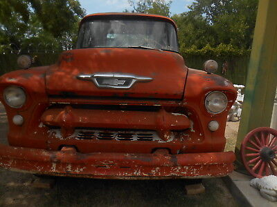 1955 Chevrolet Other Pickups original 1955 chevy truck  6,500 pound two ton truck motor runs greaT