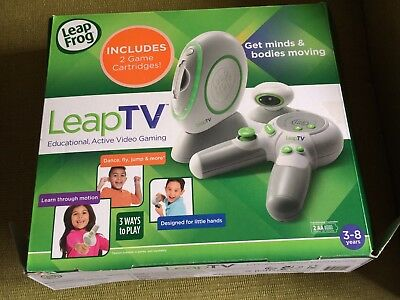 Leap Frog Leap TV Educational, Active Video Gaming