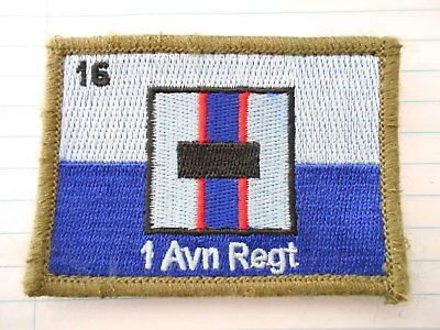 1st Aviation Regiment (1AVN), 16th Aviation Brigade - Australia Army Unit Patch