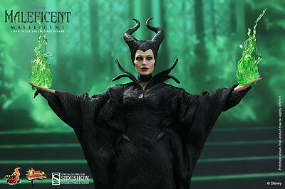 Maleficent / Angelina Jolie~Sixth Scale Figure~Mms~Disney~Hot Toys~Mib