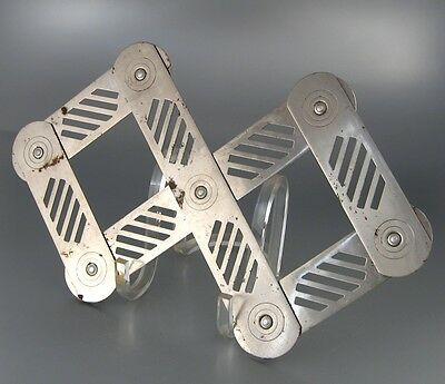 Vintage French Accordion Folding Trivet