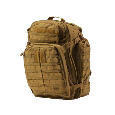 New with Tags - 5.11 Tactical Rush 72 - Backpack Flat Dark Earth - Hot