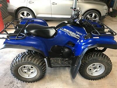 Yamaha Grizzly 550 4WD 2014 power steering