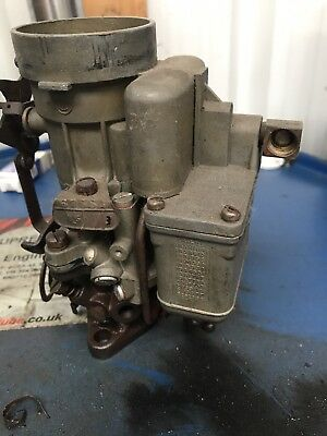 Willys Jeep Wo Carb