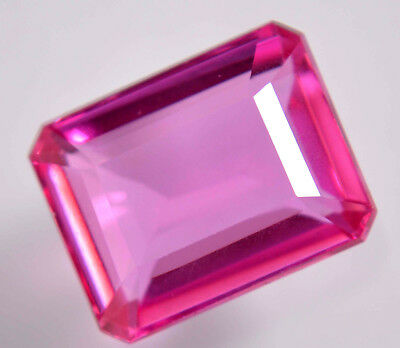 VVS 16.75Ct Natural Huge Pink Burma Ruby AGSL Certified Rare Found AAA+ Gemstone