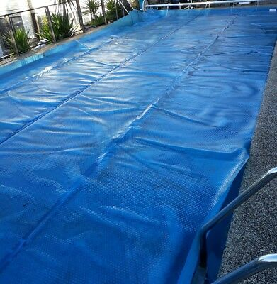 Pool Cover With Roller