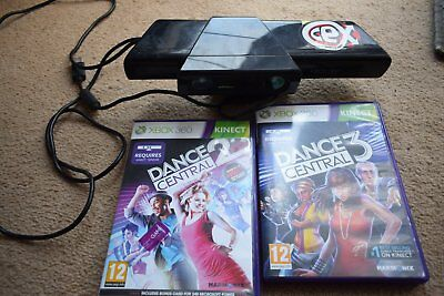 XBox 360 Kinect Sensor and dance games