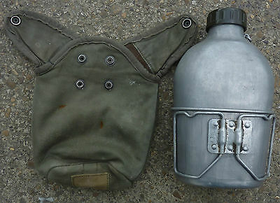 French Army Water Bottle-Mug & Cover