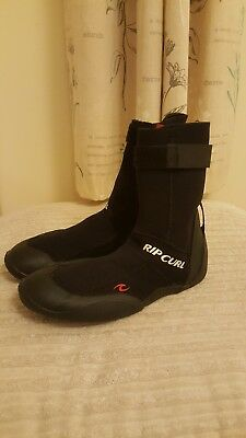 Ripcurl surf booties size 7