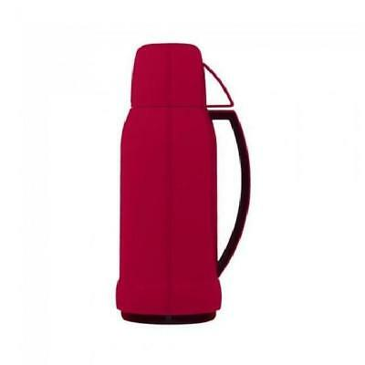 THERMOS Nice bouteille isotherme - 1L - Rouge