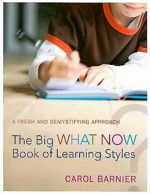 The Big What Now Book of Learning Styles: A Fresh and Demystifying Approach by …