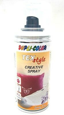 Dupli-Color Textilspray weiß 150 ml Creative Spray Deko Textil 319921 Spraydose