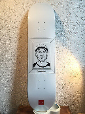 "Skateboard Deck CHOCOLATE Chris Roberts ""Coloring Book"" 8.0 Skrink Foil Wrapped"