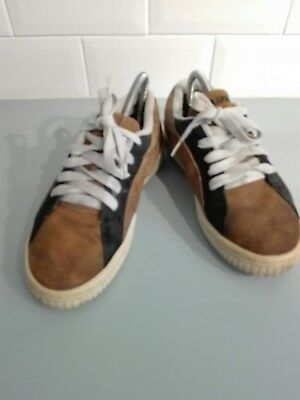 vintage airwalk trainers suede 7 skate surf