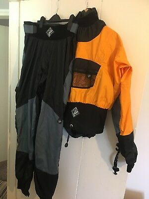 Palm Drysuit Trousers And Free Dry Suit Top Medium