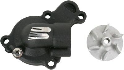 Boyesen Water Pump Cover & Impeller Kit Black WPK-38AB