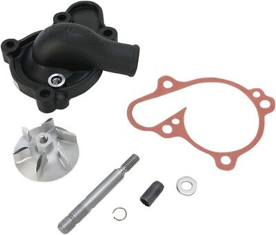Boyesen Water Pump Cover & Impeller Kit Black WPK-31AB