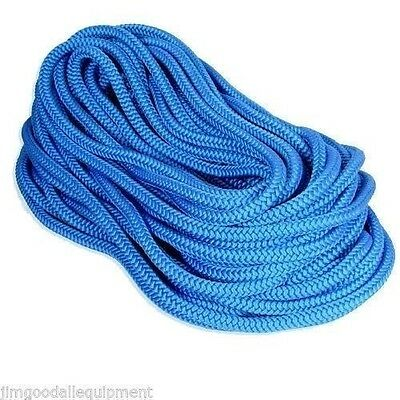"""True Blue Tree Climbing Rope by Samson, Rated 7300 Lb, 12 Strand 1/2"""" x 150'"""