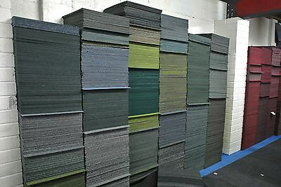 New Commercial Carpet Tiles - HEAVY DUTY -  1000's available NYLON