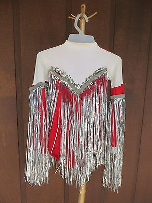 Vintage Girl's Dance Costume from the 70's