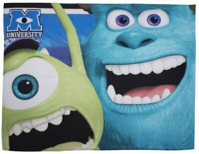 Coperta pile Monster University