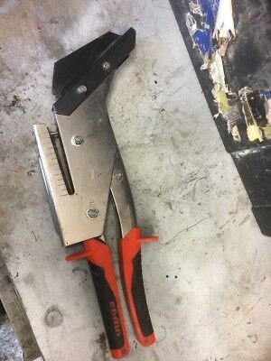 Edma Roofing Slate Tile Cutters With Hole Punch