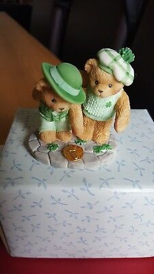 Cherished Teddies~Luck Is Always Right In Front Of You~869333