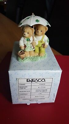 Cherished Teddies~A pot of Gold is Always Filled with Friendship~110439