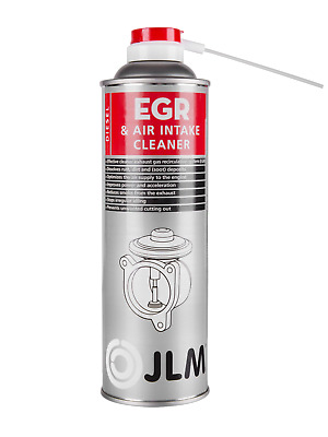 Diesel Air Intake And Egr Valve Cleaner Professional 500Ml Jlm