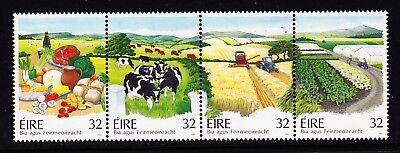 IRELAND AGRICULTURE, FOOD (880a) MNH. SCV 6.00