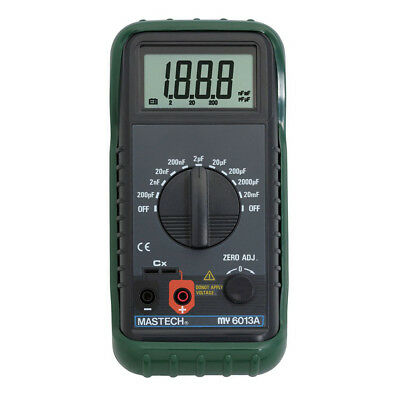 MY6013A High Accuracy Counts Digital Capacitance Meter Capacitor Tester SY G1S9
