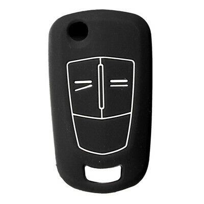 2/3 Button Silicone Remote Key Cover Case For VAUXHALL OPEL CORSA ASTRA Bla Z8H7