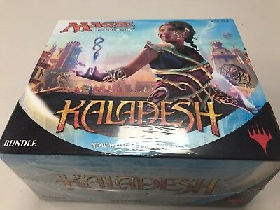 Magic: the Gathering, MTG, Kaladesh Bundle Box, 10 Packs, New and Sealed!