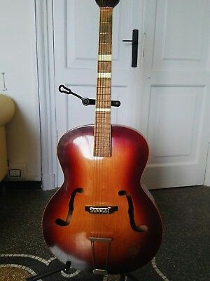 Hoyer Archtop Jazz Guitar