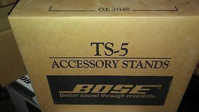 Bose TS-5 TS5 Table stands for all the Bose cube (black)
