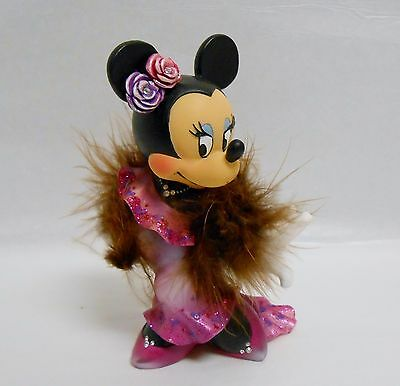 Disney Showcase Minnie Mouse Couture de Force Figurine #4045447 NIB