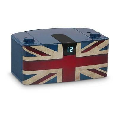 BIGBEN CD57UKBT Radio CD/USB/MP3  portable - United Kingdom